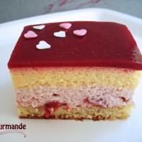 Recette du bavarois fraise passion
