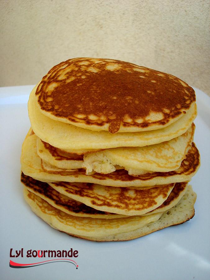 Pancakes et Blinis